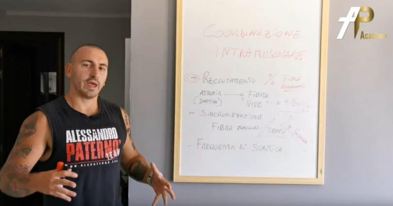 Alessandro Paternò - Corso di Combat Conditioning Training Master 1