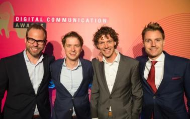 Glasnost wint Digital Communication Award