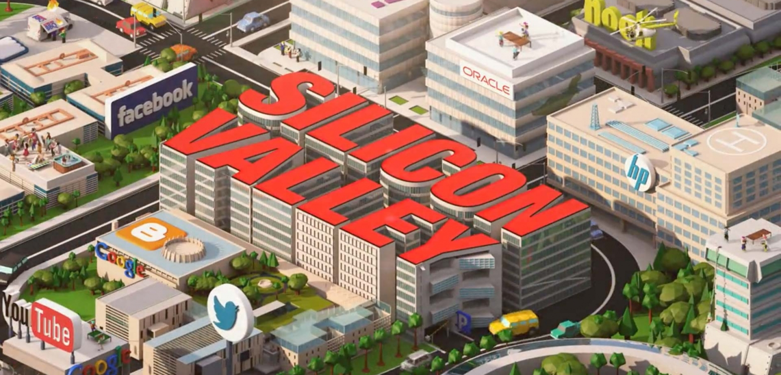 De filters van Silicon Valley