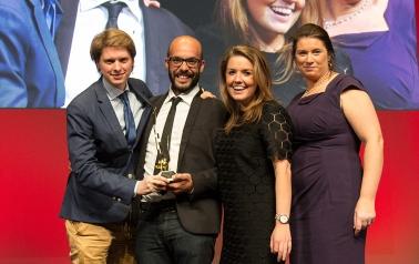 Glasnost wint European Excellence Awards met Vodafone Smartpass