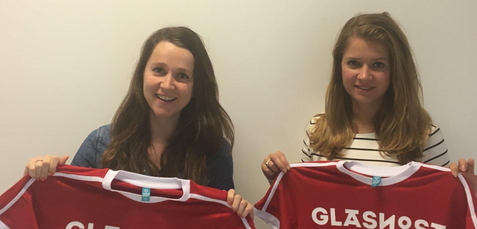 Glasnost neemt twee nieuwe consultants aan