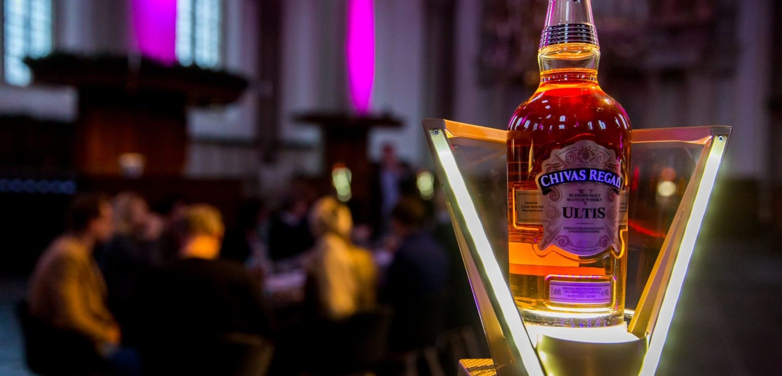 Hemelse introductie Chivas Regal Ultis