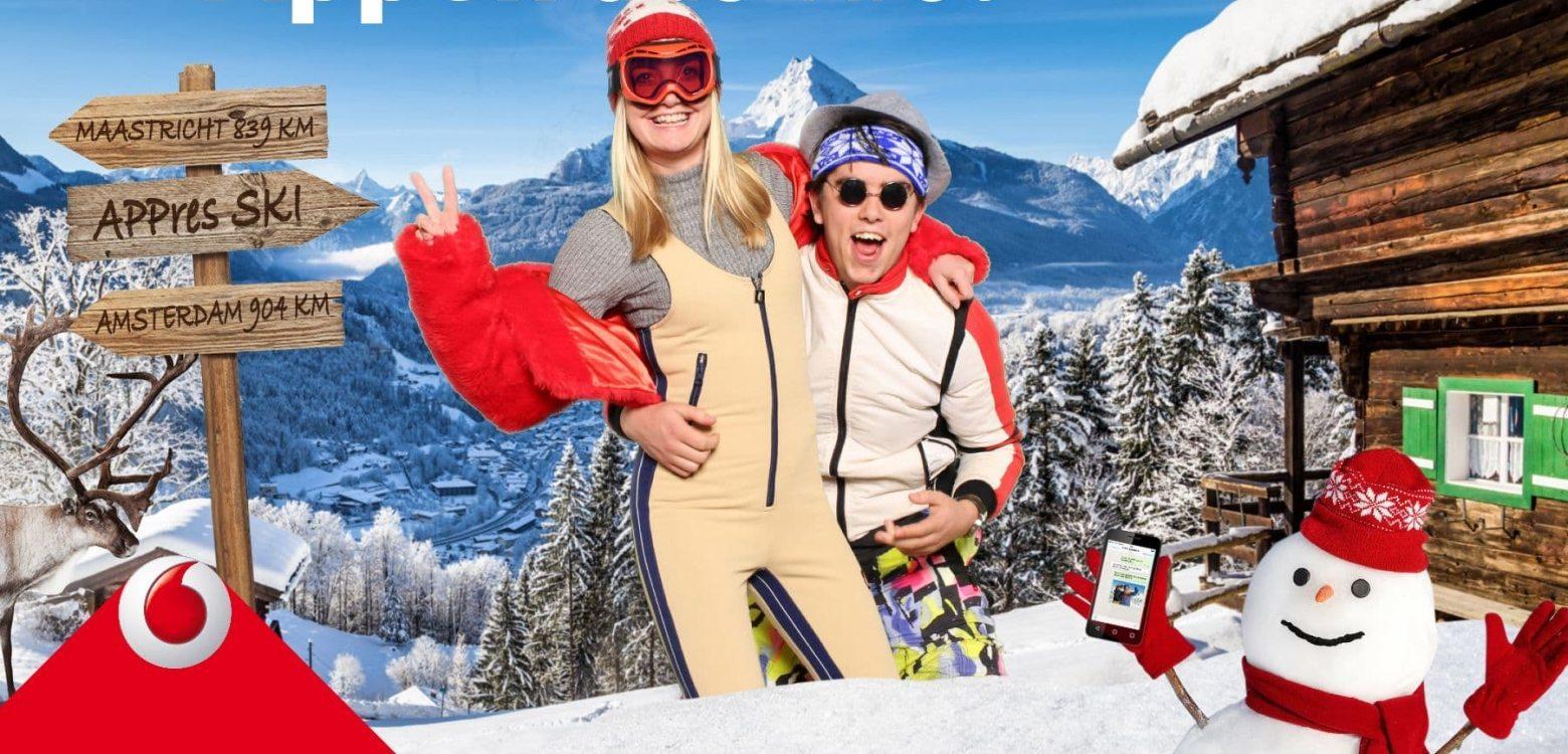 Appen aus Tirol bij Vodafone HQ