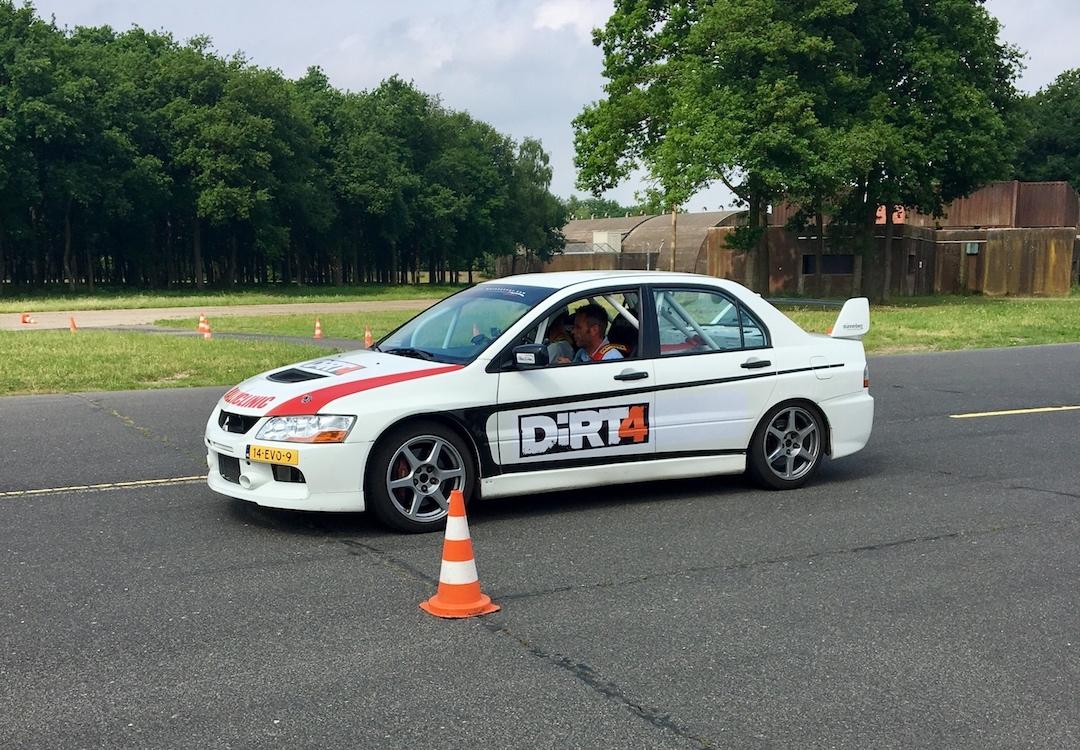 Rally racen met DiRT4