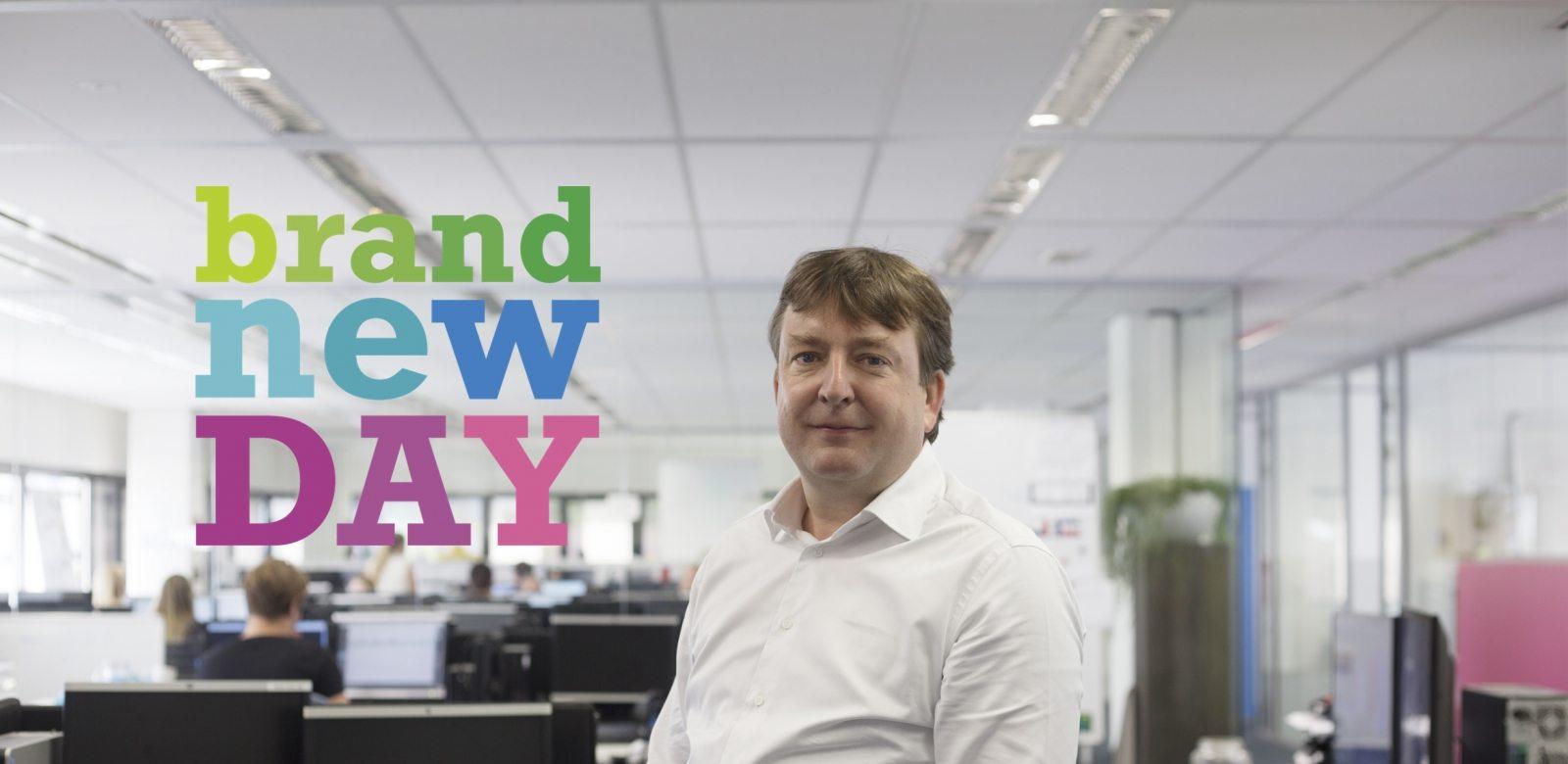 PR-ondersteuning van Brand New Day's bank