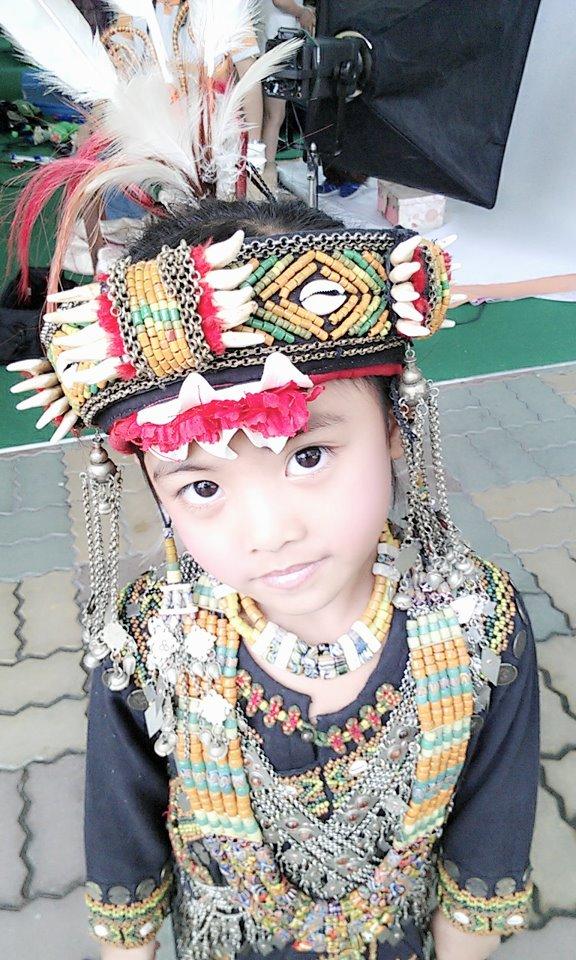 5歲魯凱族