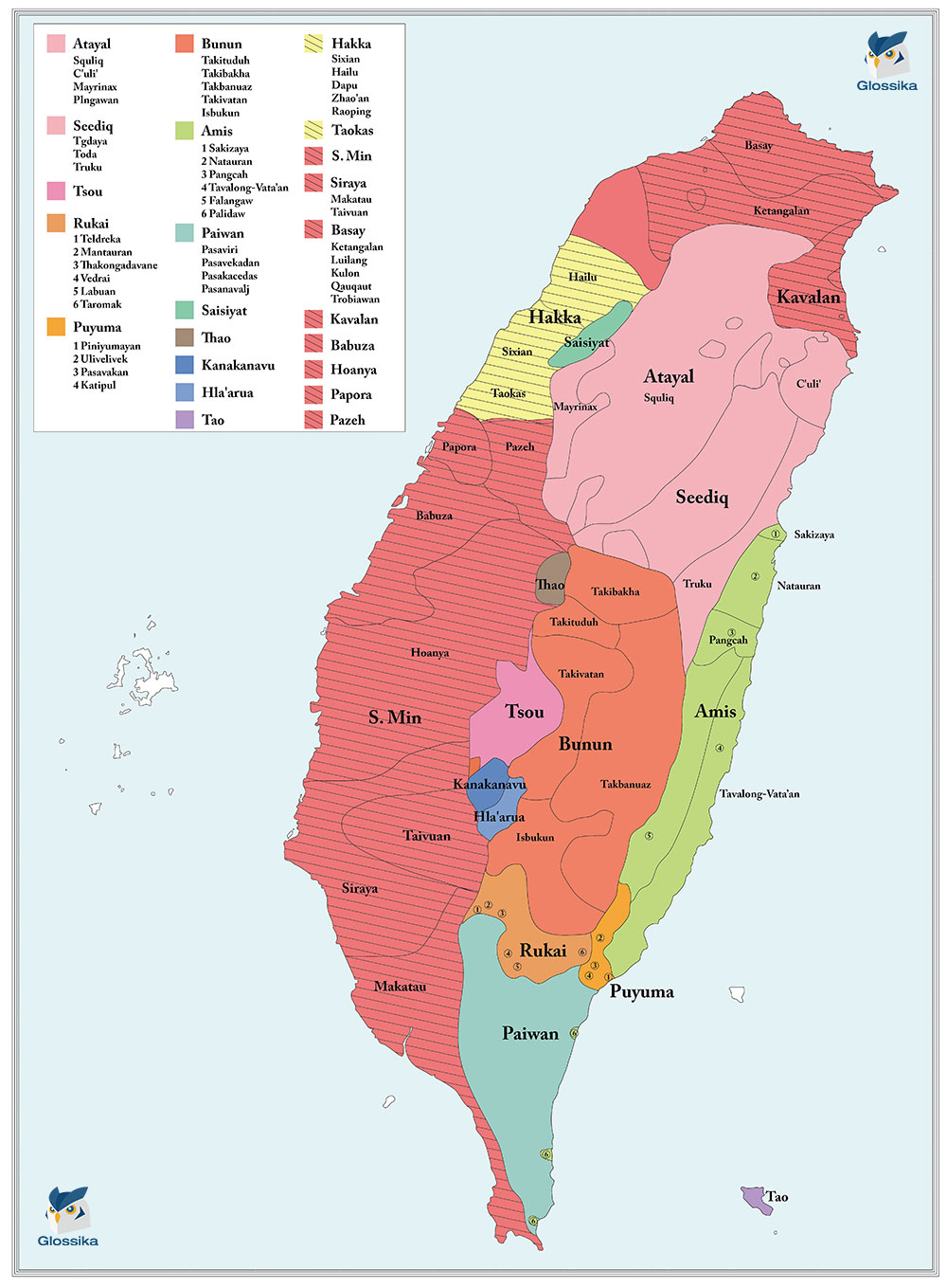 Languages of Taiwan