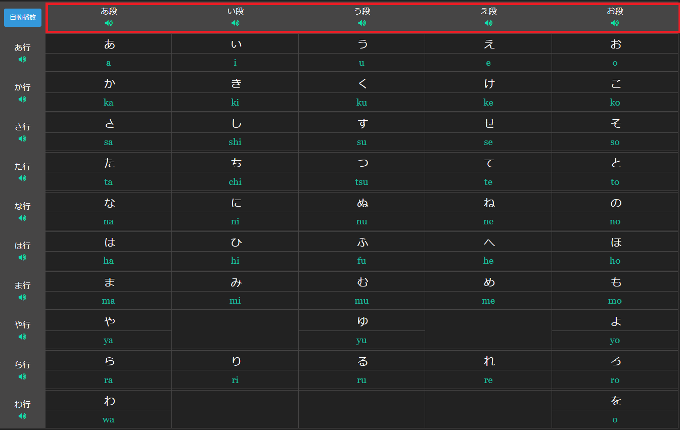 marumaru hiragana