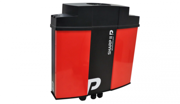 Sharp 11 – new compact and robust battery charger
