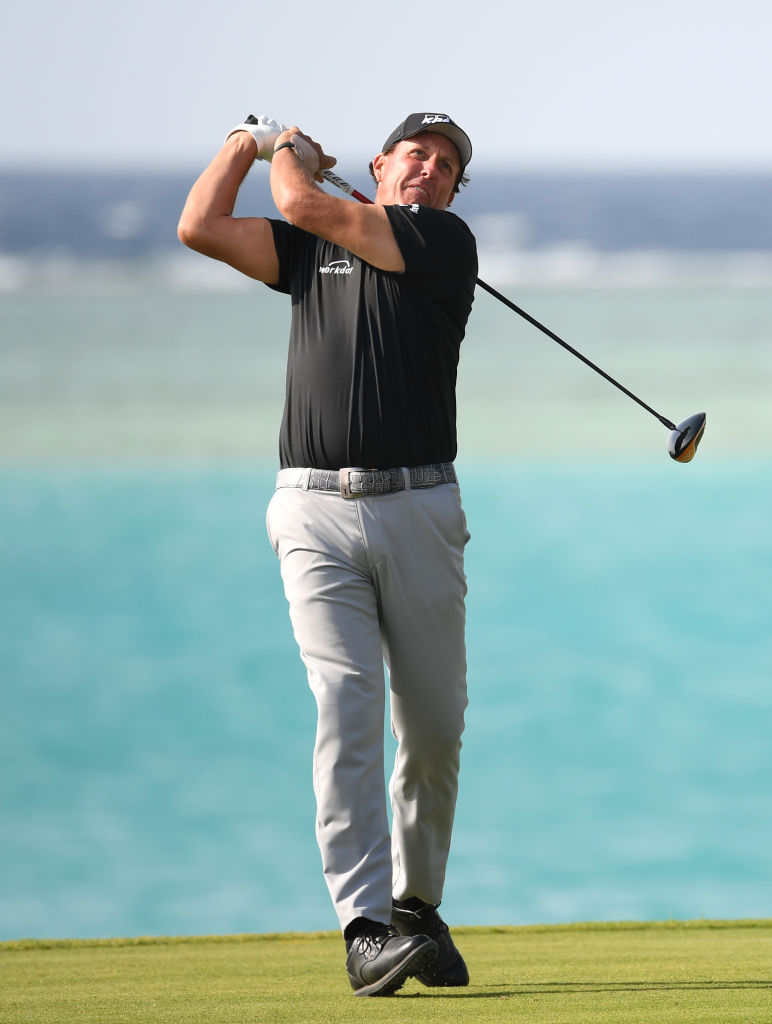 PGA Tour: Phil Mickelson Talks Defending Title at 2020 AT&T Pro-Am