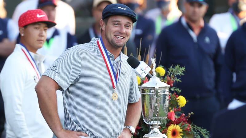 US Open 2020: Bryson DeChambeau in his first Champion Interview