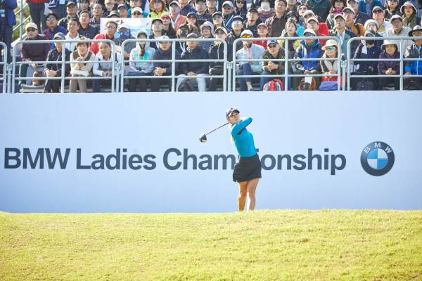 Major tournament, BMW Ladies Championship and Scandinavian Mixed premiere: BMW strengthens involvement in ladies golf