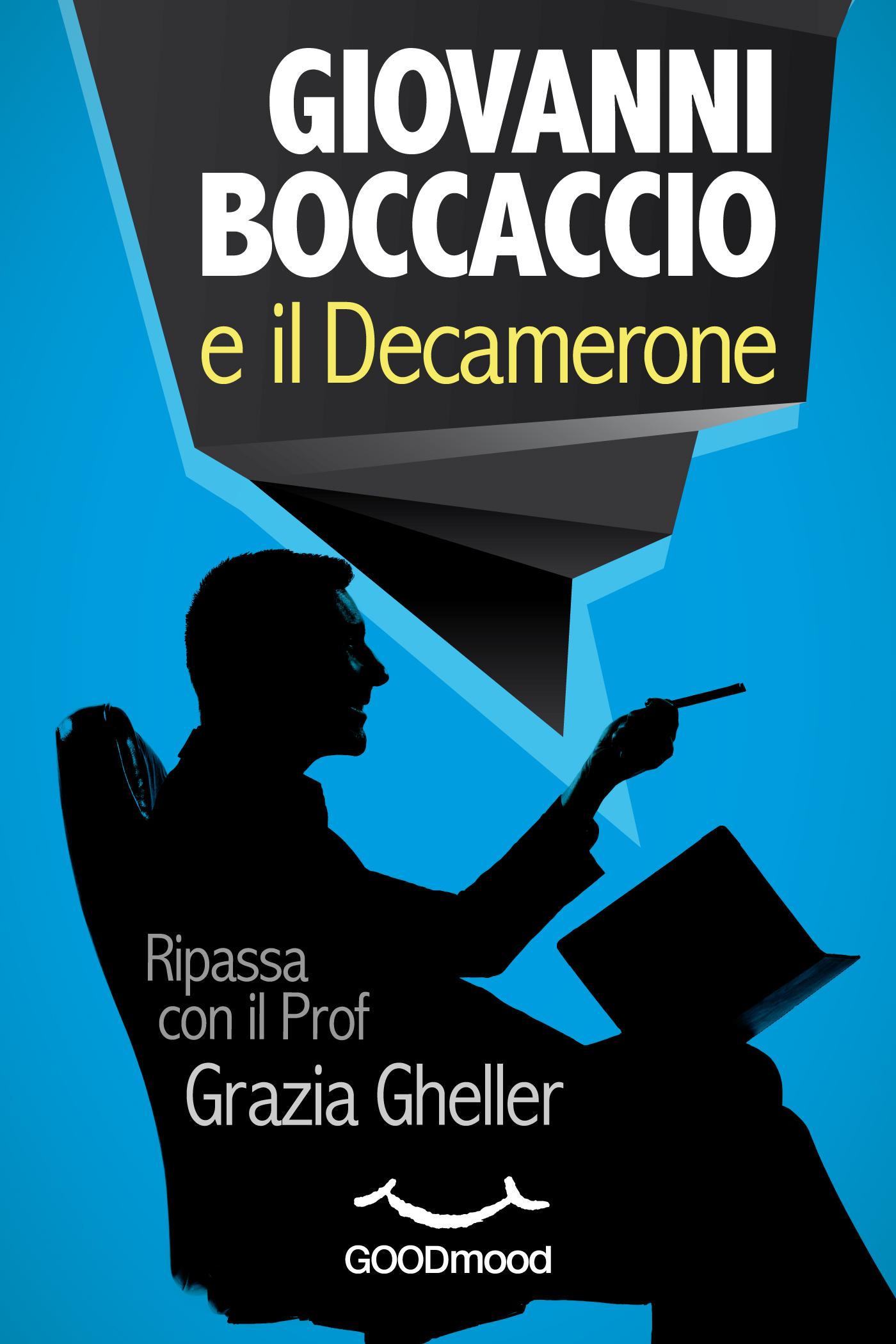 Giovanni Boccaccio e il Decamerone.-0