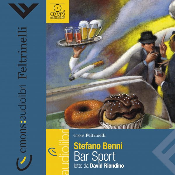 Bar sport letto da David Riondino