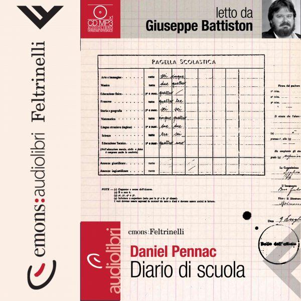 Diario di scuola letto da Giuseppe Battiston