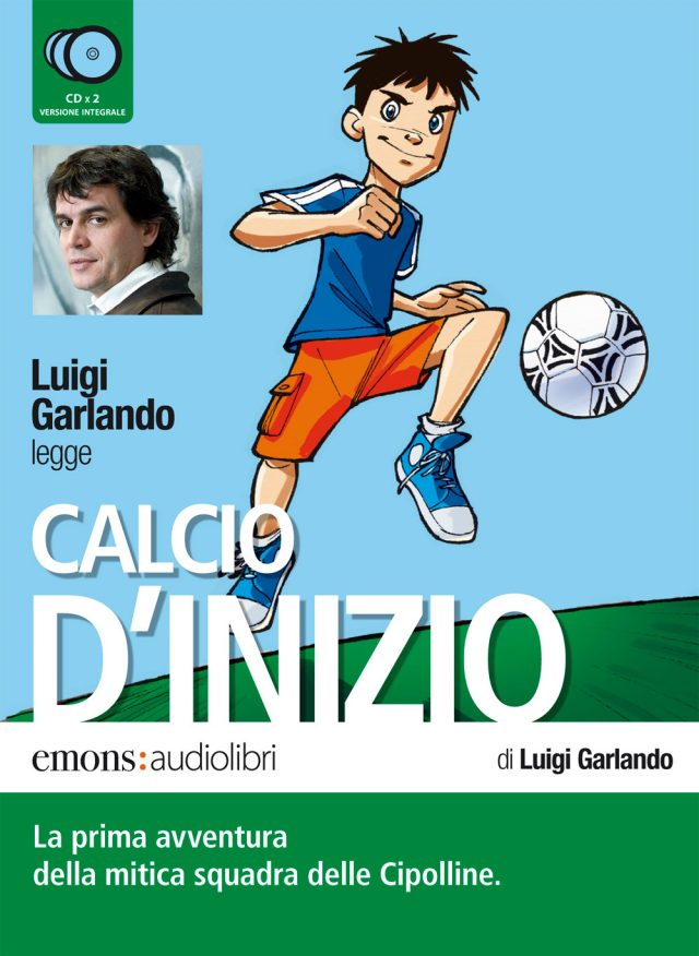 Calcio d'inizio letto da Luigi Garlando