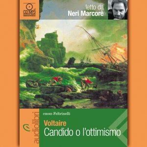 Candido o l'ottimismo letto da Neri Marcorè
