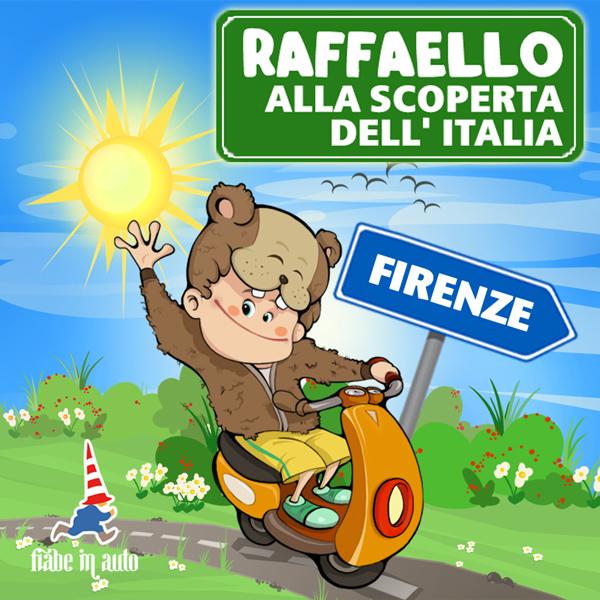 Raffaello alla scoperta dell'Italia. Firenze-0
