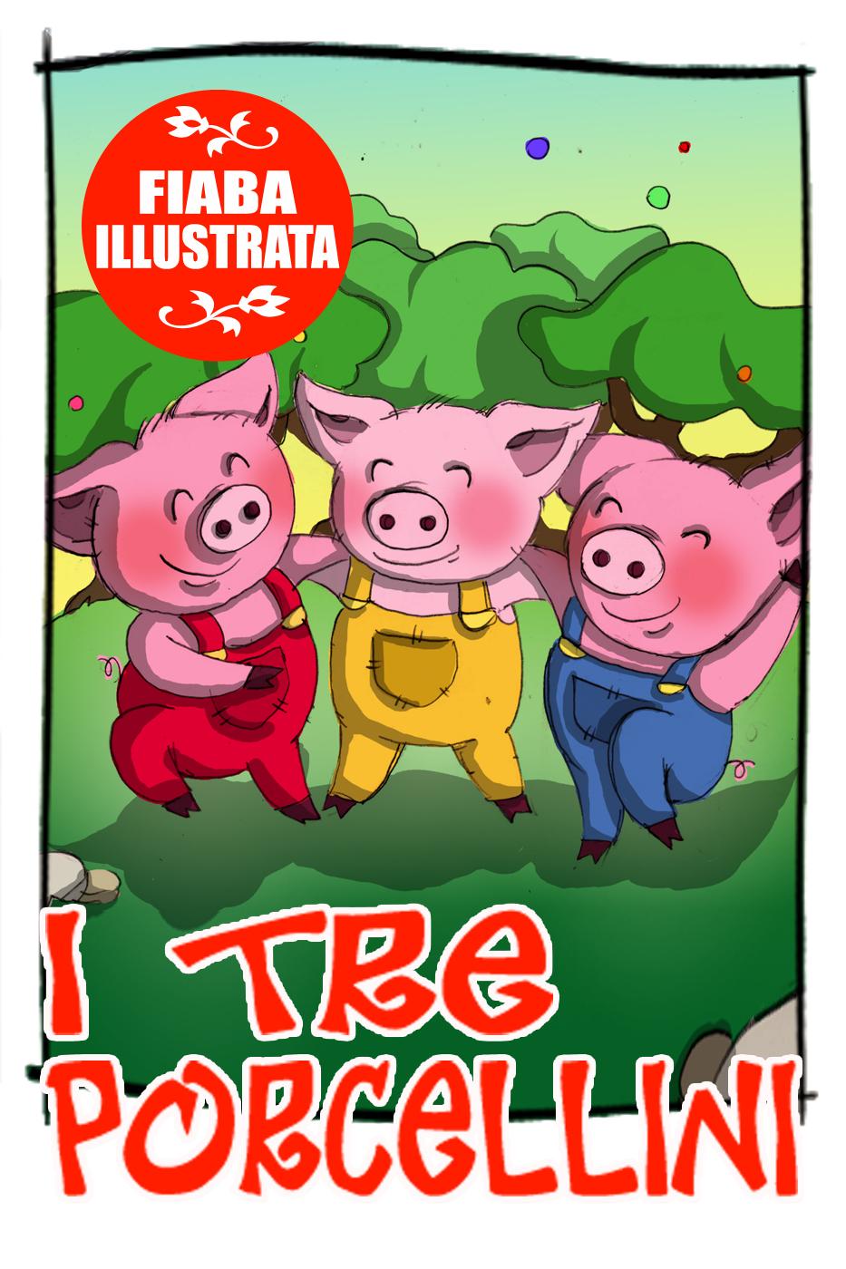 I tre porcellini-0