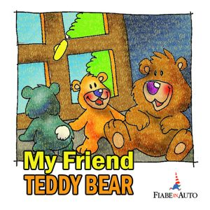 My friend Teddy Bear