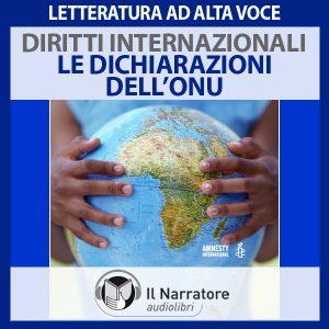 I Diritti Internazionali: le dichiarazioni dell'O.N.U.