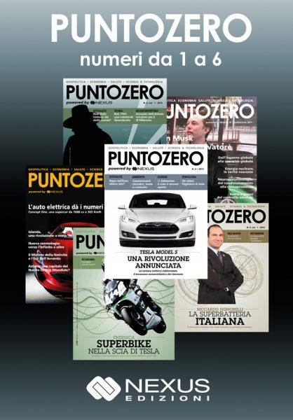 PuntoZero nr. 1-6