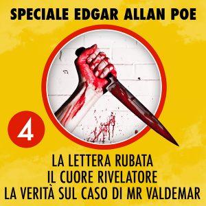 Speciale Edgar Allan Poe 4.