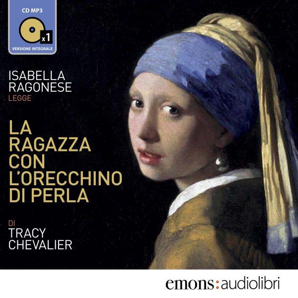La ragazza con l'orecchino di perla letto da Isabella Ragonese