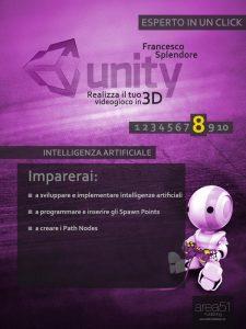 Unity: realizza il tuo videogioco in 3D.
