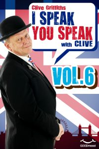 I speak you speak with Clive Vol. 6