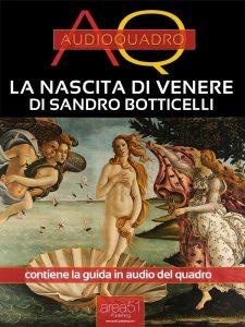 La nascita di Venere di Sandro Botticelli