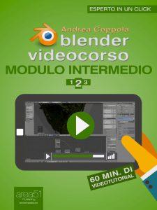 Blender Videocorso Modulo intermedio. Lezione 2