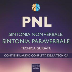 PNL. Sintonia paraverbale