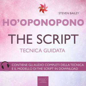 Ho'oponopono. The script.