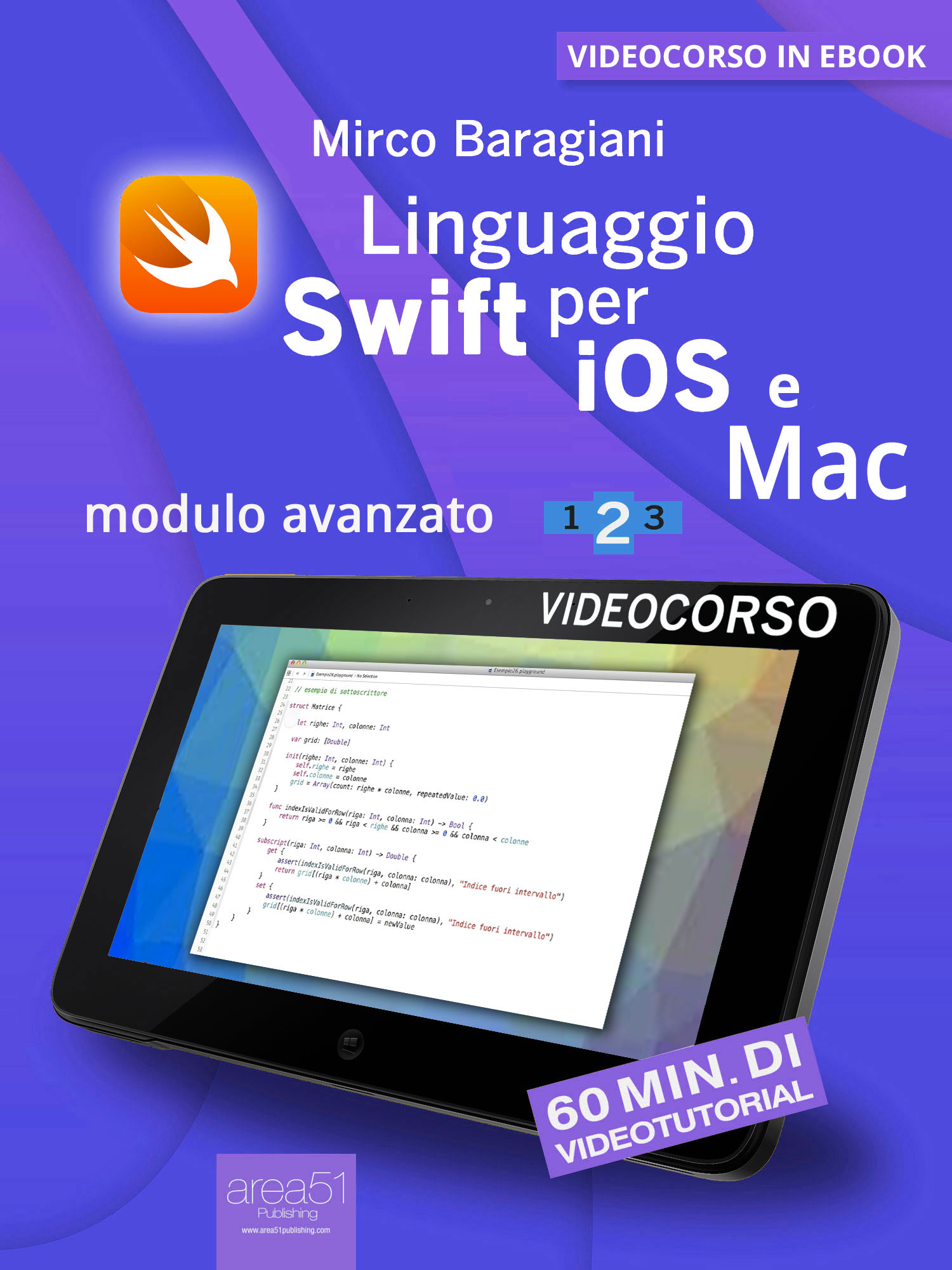 Linguaggio Swift di Apple per iOS e Mac. Volume 2-0