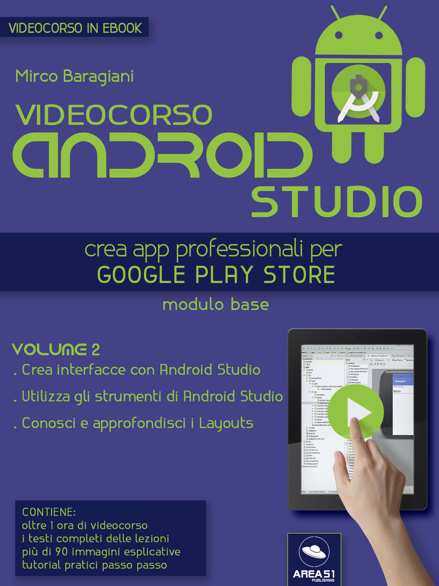 Videocorso Android Studio. Volume 2-0