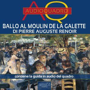 Audioquadro. Ballo al Moulin de la Galette di Renoir