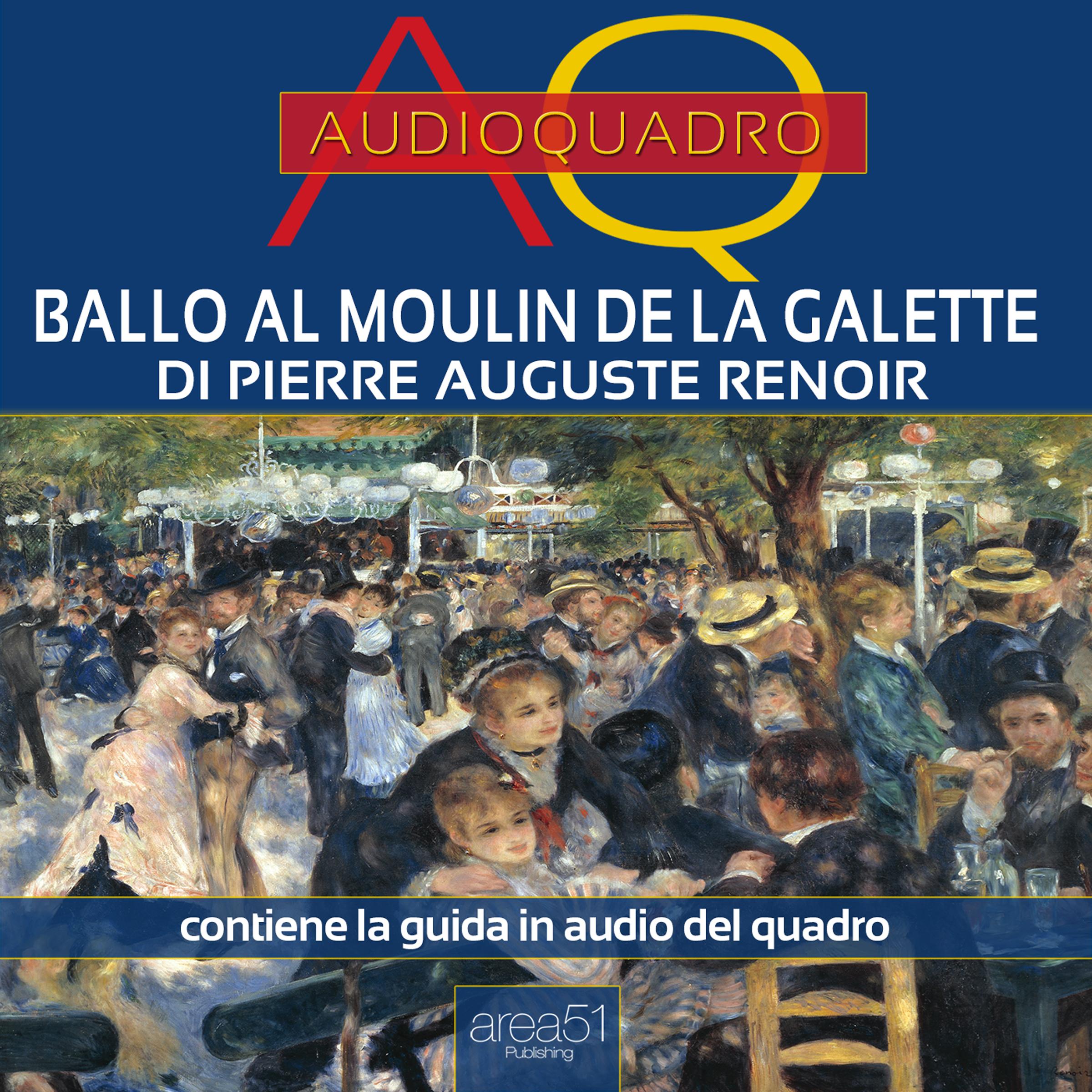 Audioquadro. Ballo al Moulin de la Galette di Renoir-0