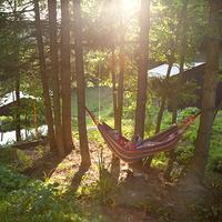Tent hammock sun hilserhof kl