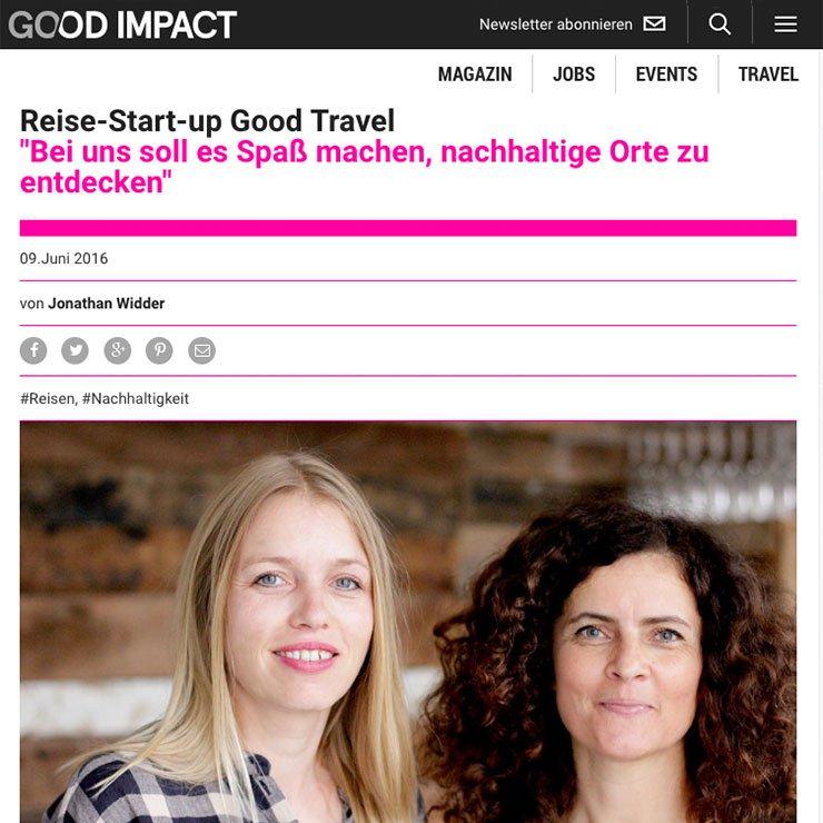 Good impact