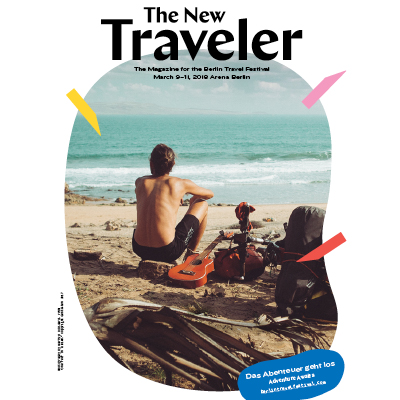 Berlin travel festival magazin