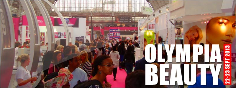 Trade Stands Olympia : Olympia beauty trade show groupon merchant uk