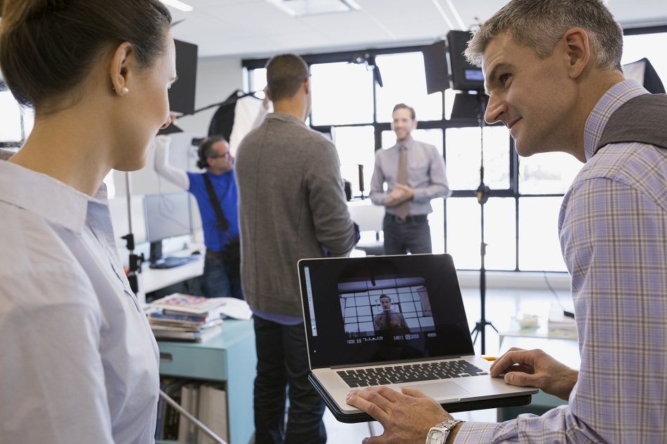 videos and webinars make a difference on your company's website