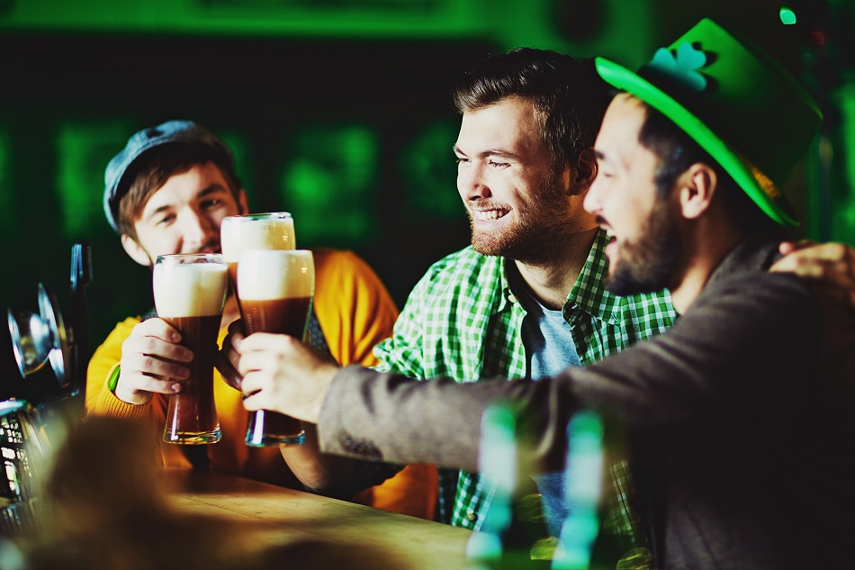 Get your promotions and activities centered around important dates like St. Patrick's Day