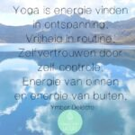 Wat is Vinyasa Yoga? Op naar een goede dynamiek!