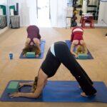 De Dolfijn Yoga houding