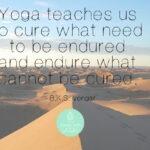 Iyengar Yoga – De geweldige voordelen op een rij!