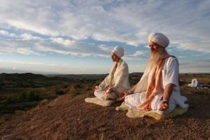 ontstaan van yoga