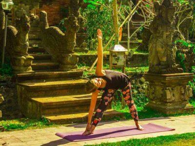 triangel yoga