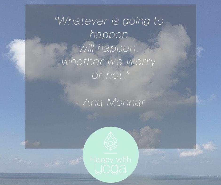 zorgen maken